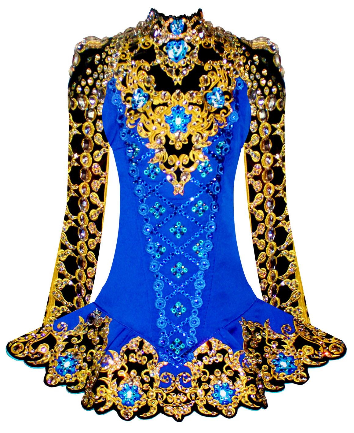 Dress clipart irish dancing Dancing process Dresses making Dancing