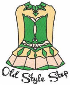 Dress clipart irish dancing Design own Dress Patterns Dancing