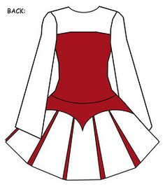 Dress clipart irish dancing If want own dig your