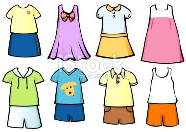 Yellow Dress clipart summer dress Cliparts Clipart Dress Summer Dress