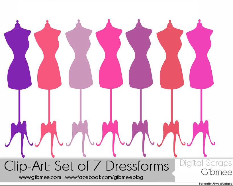 Dress clipart line art Clip Clipart Clipart Images Art