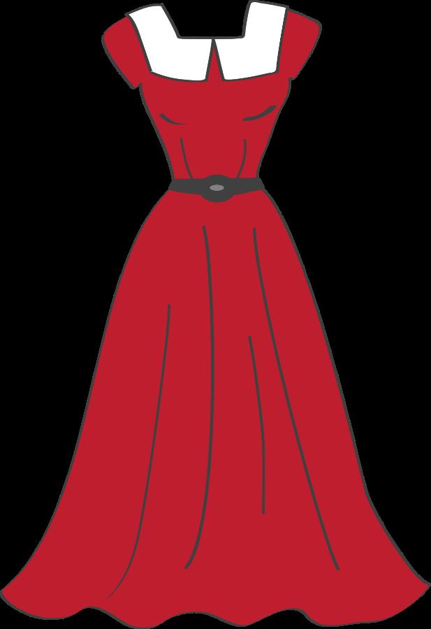 Dress clipart long dress 'paper dress png dress e