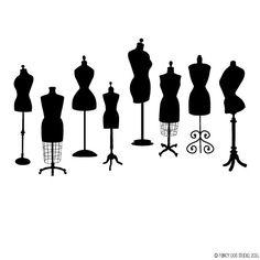Gown clipart manikin Mannequin clipart mannequin  dress