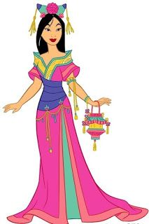 Dress clipart mulan ♥Disney about Más Princess on