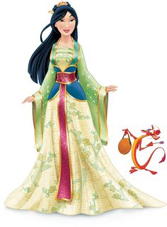 Dress clipart mulan Sofi Obviously is princes