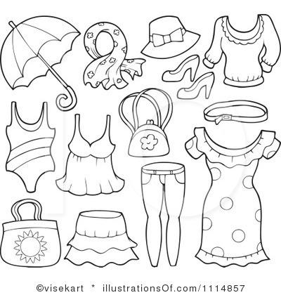 White Dress clipart summer clothes Summertime Art – Clip Download