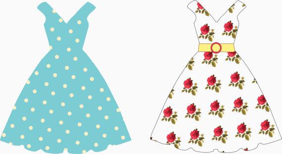 Dress clipart party dress Dresses Dresses Clip Tea Tea