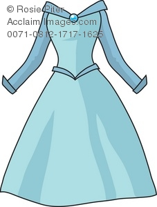 Dress clipart party dress Dresses and photos images stock
