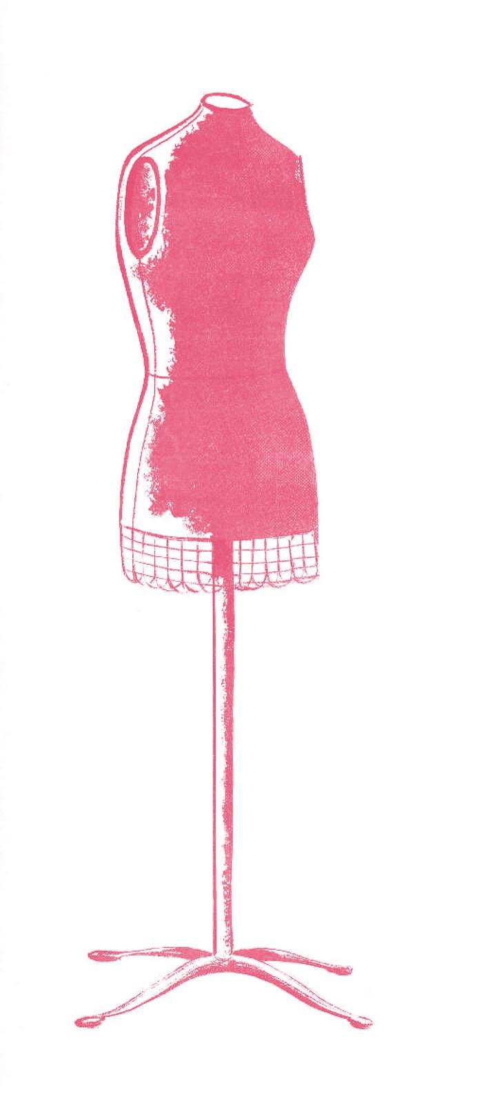 Dress clipart pink Form Form Clipart Dress Clipart