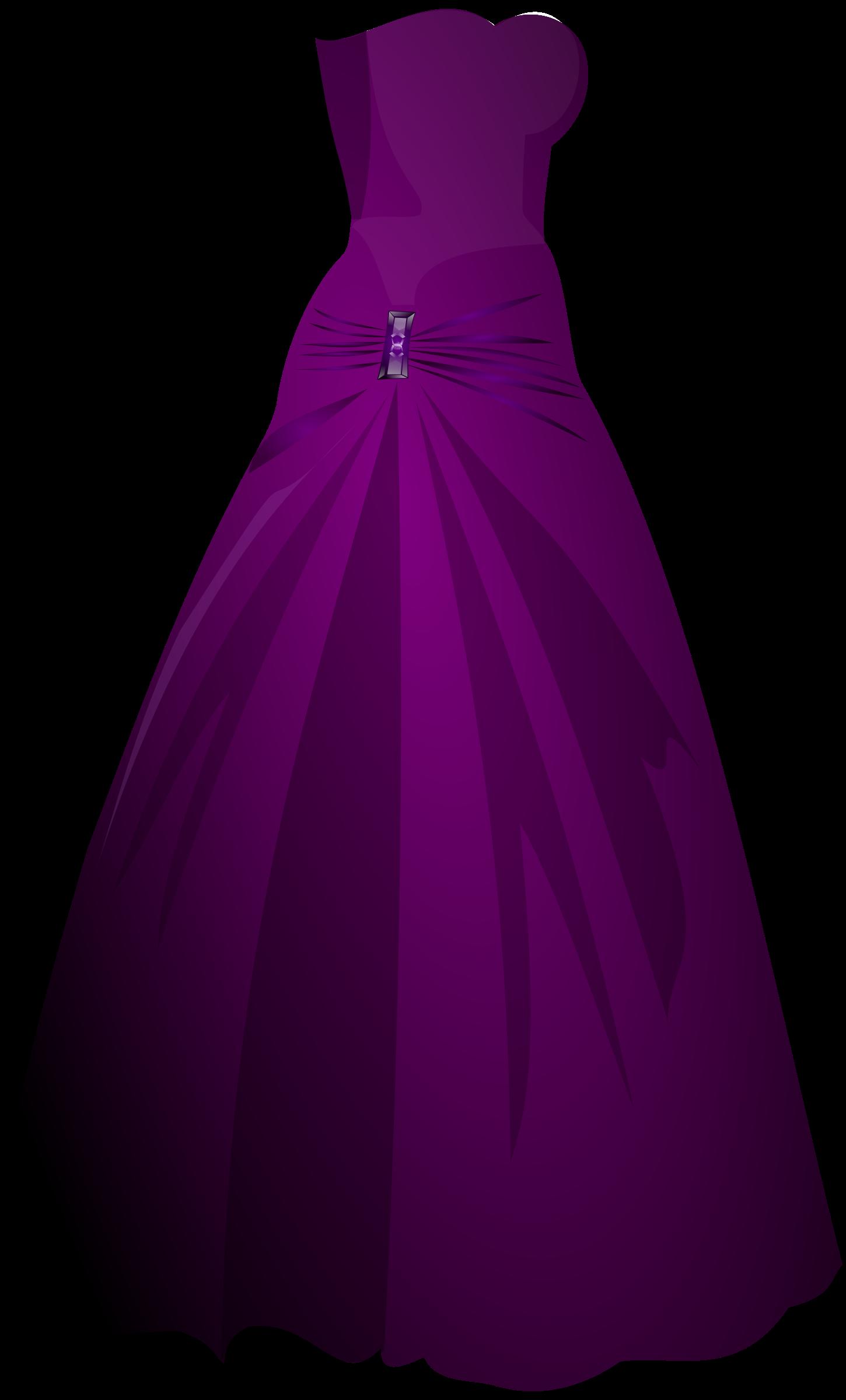 Dress clipart prom dress Dresses Long Clip Art Prom