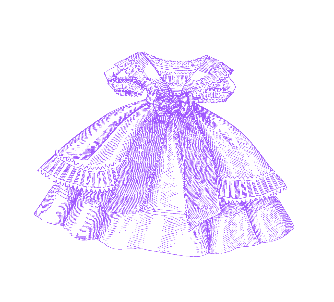 Dress clipart purple dress Some And the Free is
