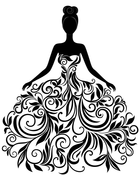 Gown clipart quinceanera dress Quinceanera & Brentwood Brentwood for