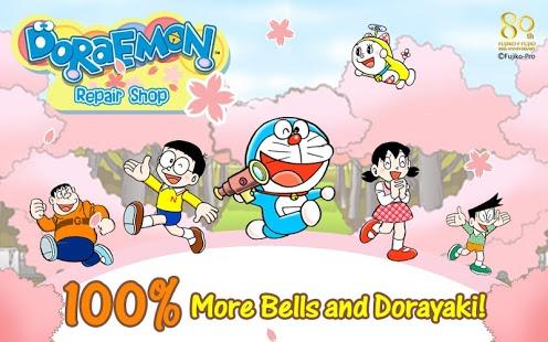 Dress clipart repair shop Repair on Repair Seasons Doraemon
