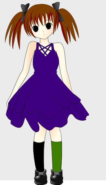 Dress clipart short dress Com Download In Clker vector