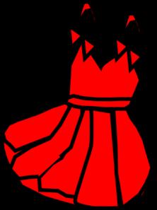 Dress clipart short dress Royalty Dress at online free