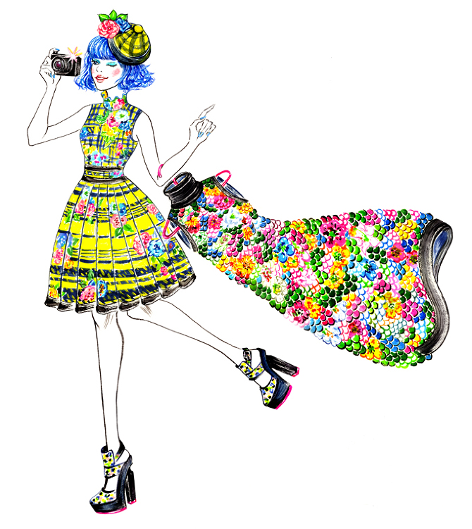 Dress clipart sunny Sunny Gu  Lifestyle(series)