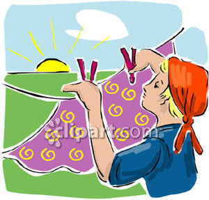 Dress clipart sunny Clothes Clipart Day Sunny a