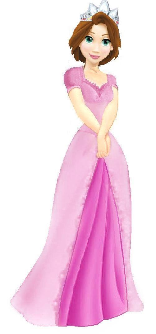 Dress clipart tangled Princess Rapunzel cliparts Disney Rapunzel