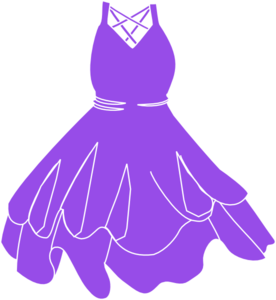 Dress clipart transparent background Dress on Free Art Dress