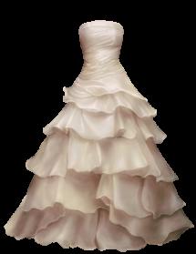 Dress clipart transparent background PNGMart Wedding com Free Download