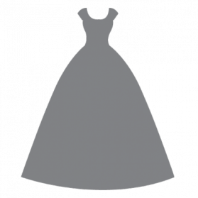 Dress clipart transparent background Dress File Wedding PNG Mart