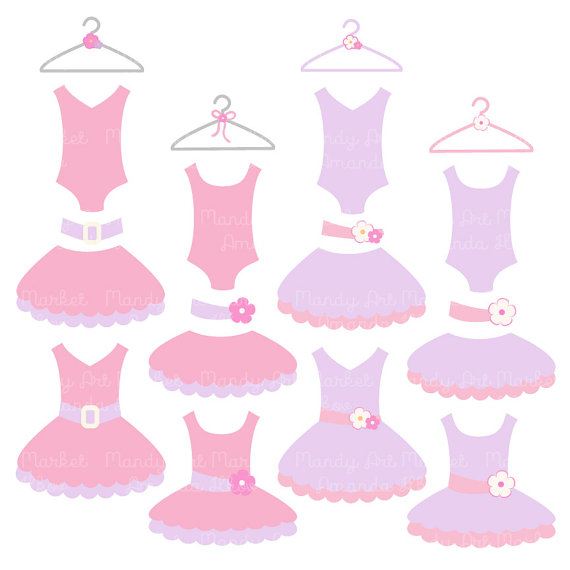 Dress clipart tutu dress Clipart Art Pink Clip Dress