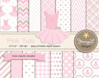 Dress clipart tutu dress – Tutu Papers and Clipart