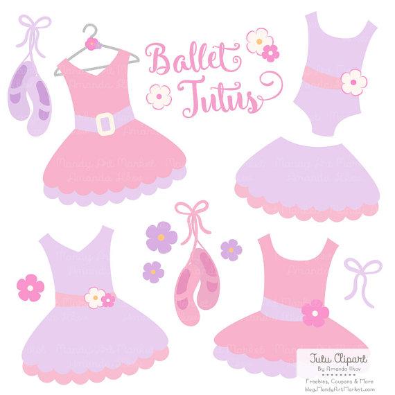 Dress clipart tutu dress Clipart Purple Pink Clip Clip