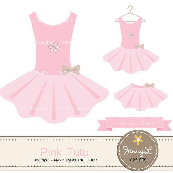 Dress clipart tutu dress Is 50% OFF Baby and