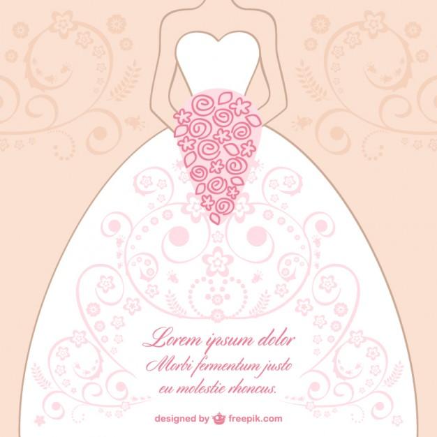 Wedding Dress clipart vector free download Art and design laço clip