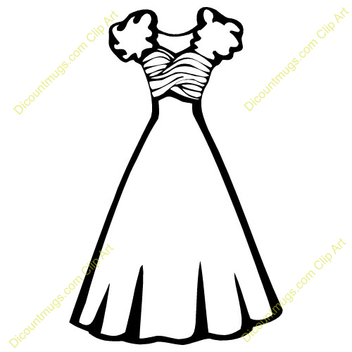 Gown clipart old fashioned Dress Clip Dresses_dressesss Wedding Clip