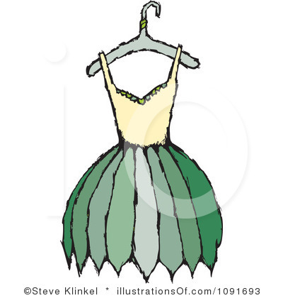 Dress clipart womens clothes Images Free Clipart Clipart Panda