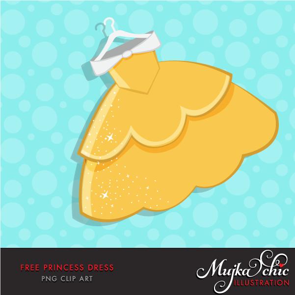 Gown clipart princess costume Clip Princess Free  Dress