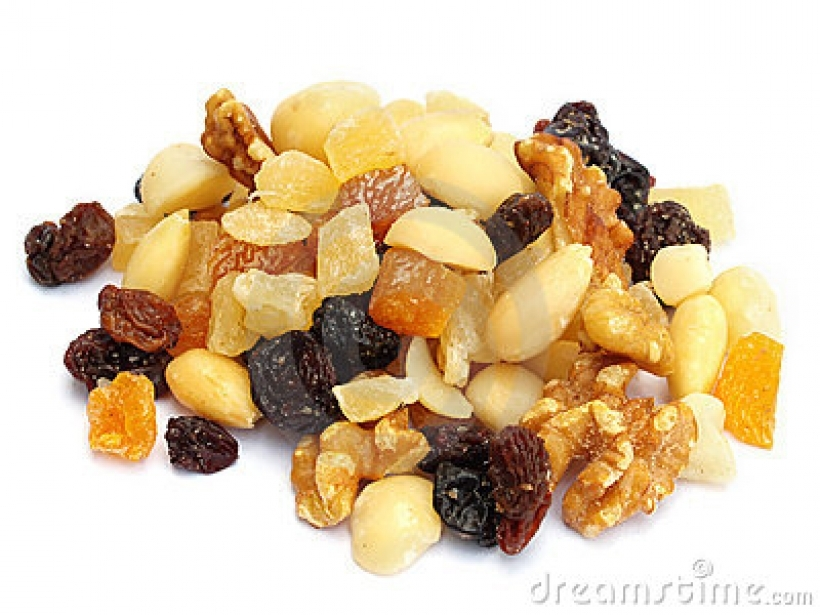 Dried Fruit clipart Fruit 47222891 stock fruit nuts