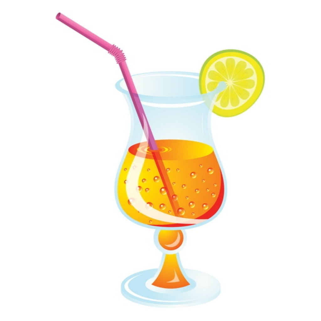 Drink clipart  with summer drink summer