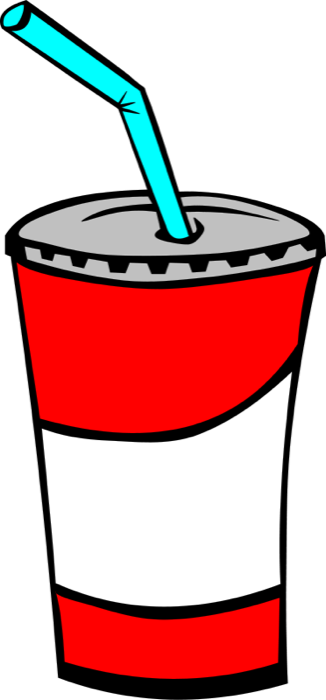 Beverage clipart fruit punch And Fast of Drink Clipart