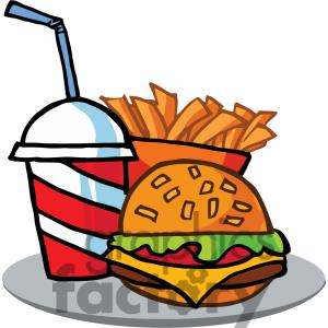 French Fries clipart crinkle cut Animated Clipart Food