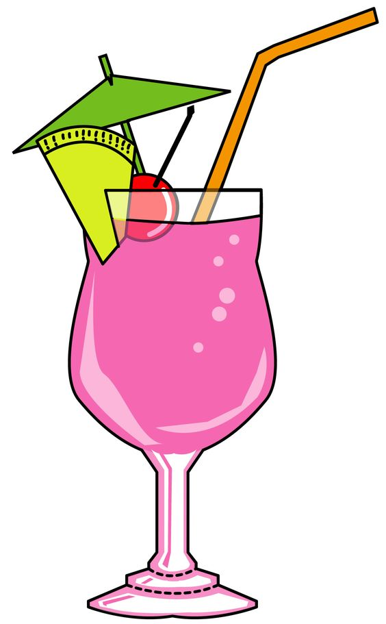 Drink clipart bar drink Drinks ClipartAndScrap Drinks Art Clipart