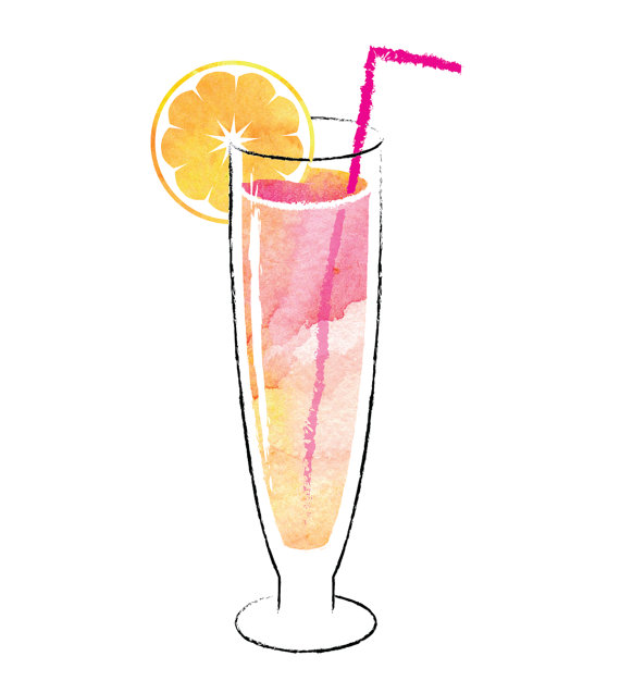 Drink clipart bar drink Cocktail is 50% Watercolor a
