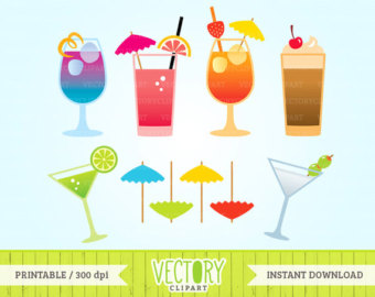 Drink clipart bar drink Drinks Cocktail Cocktail Set Clipart