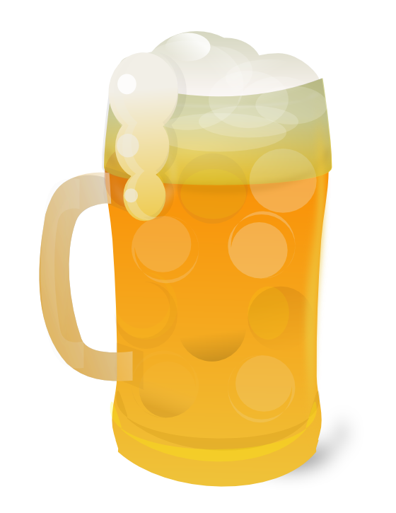 Boose clipart beer cup Beer org art  clip