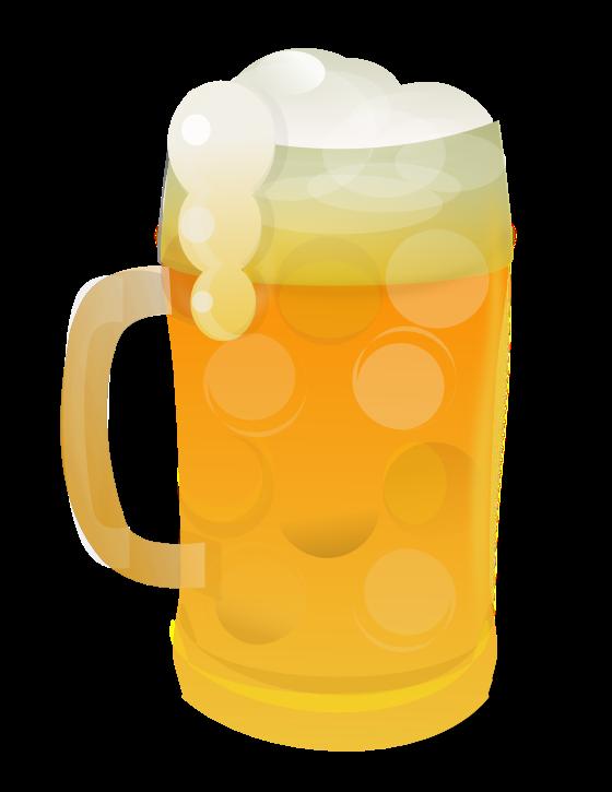 Beer clipart beer glass #1