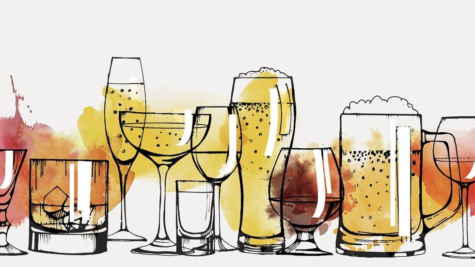 Drink clipart beer wine Wines swaps spirits hangover: favourite