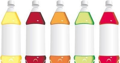 Drink clipart bottled drink Com 1 soft of Bottles