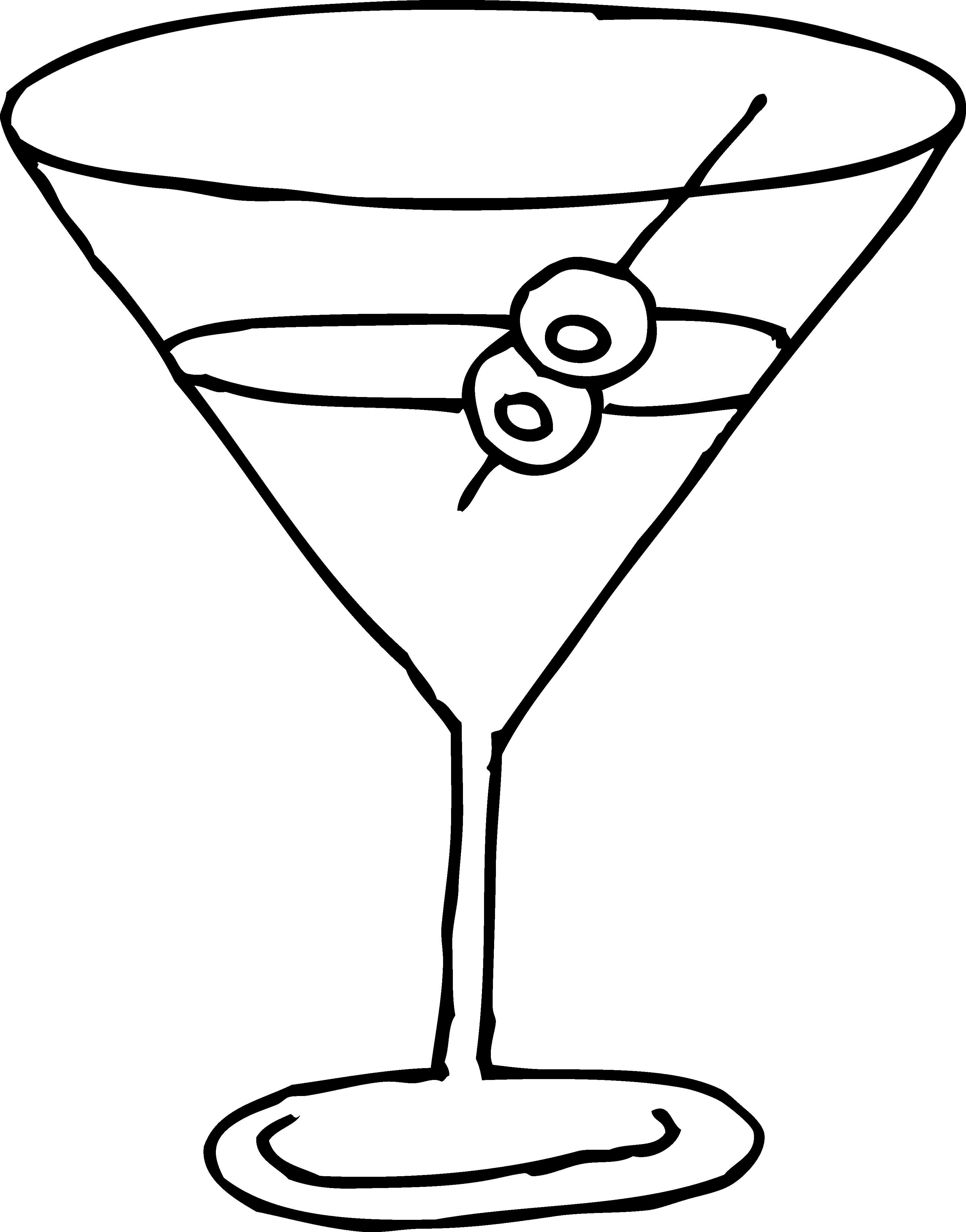 Alcohol clipart cocktail glass Clipart Art Clip Download Image