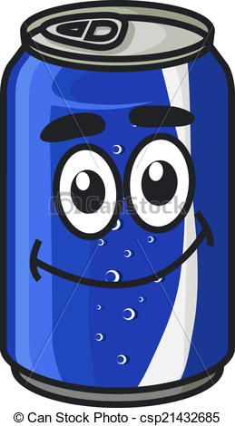 Drink clipart cute Water Drink collection Blue clipart