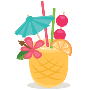 Drink clipart cute DrinksCute Drink: Pineapple Pineapple