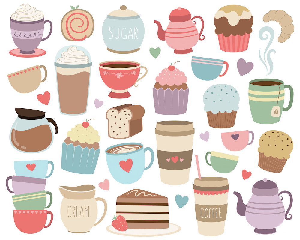 Drink clipart cute 33 Vector of Quality Food