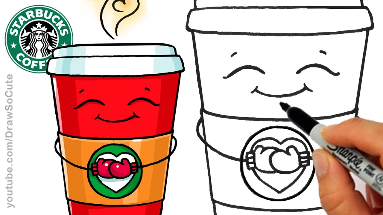 Coffee clipart winter food A and and Cute Draw