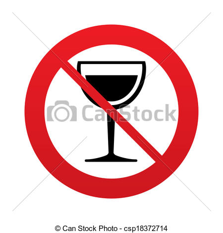 Drink clipart don t Clipart alcohol glass Wine Red